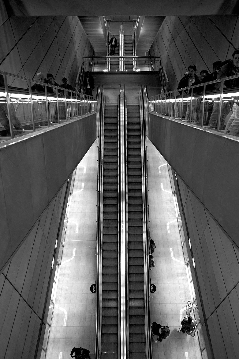 Photograph CPH Metro by Mike Devlin on 500px