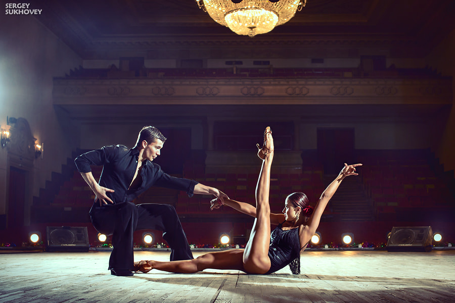 Ballroom dances by Sergey Sukhovey on 500px.com
