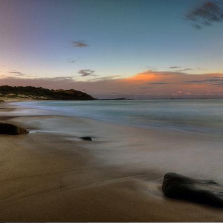 Coastal Sunset.