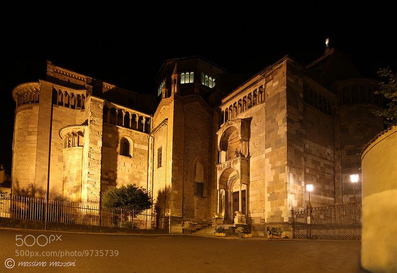Photograph PIACENZA - la Cattedrale vista dall'abside by massimo mazzoni on 500px