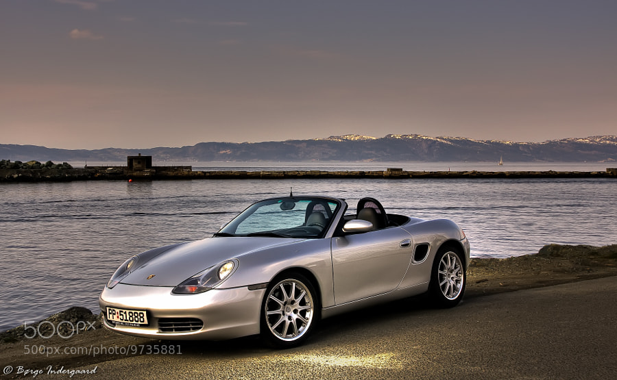 Photograph The Boxster by Børge Indergaard on 500px