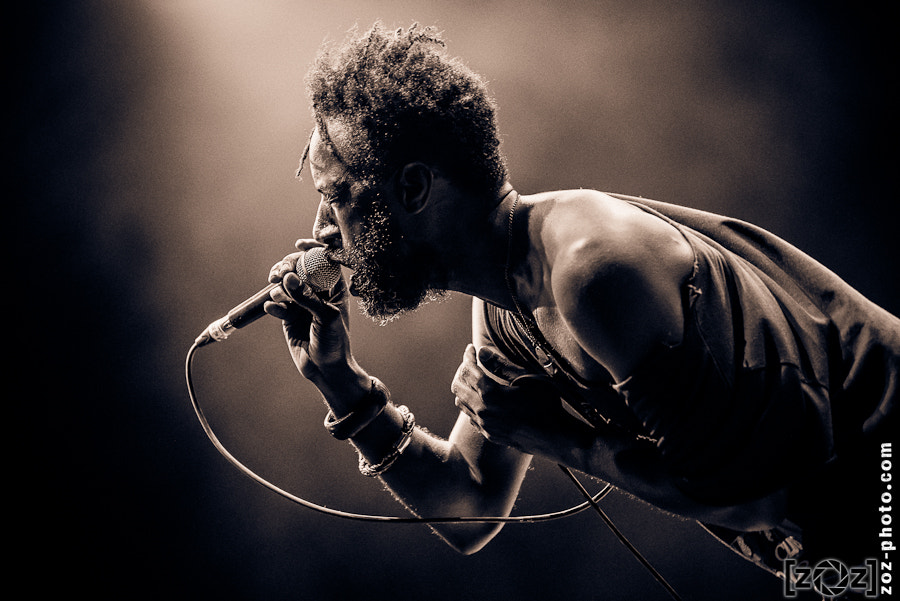 Photograph Saul Williams by Stéphane zOz on 500px