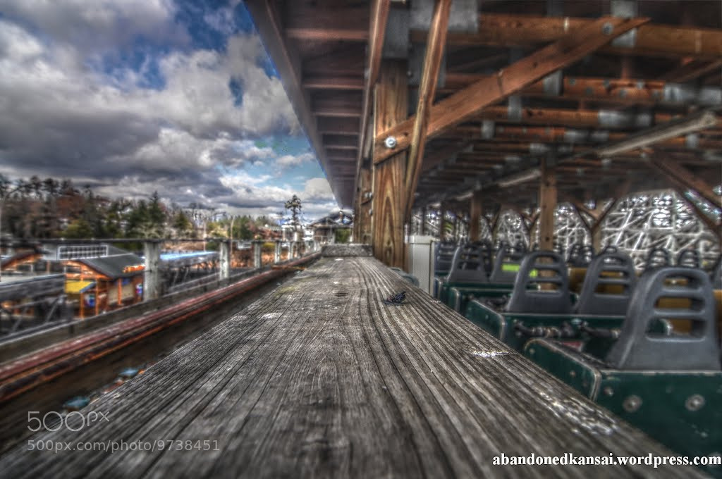 Photograph Aska HDR by Abandoned Kansai on 500px