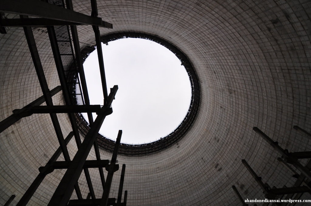 Photograph CNPP Cooling Tower #5 by Abandoned Kansai on 500px