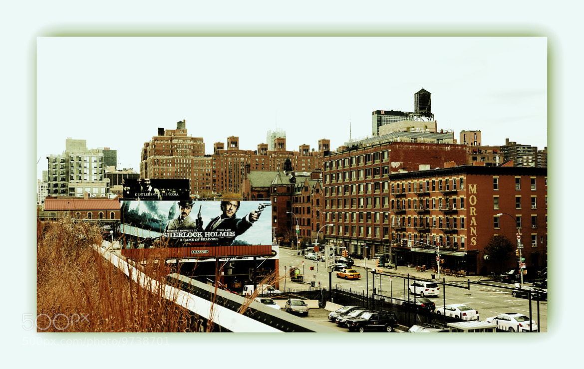 Photograph Highline NYC by : Lichtformer on 500px