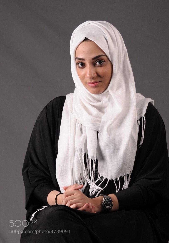 Photograph خيرية ابو لبن بطلة مسلسل تكي by محمد الشهري on 500px