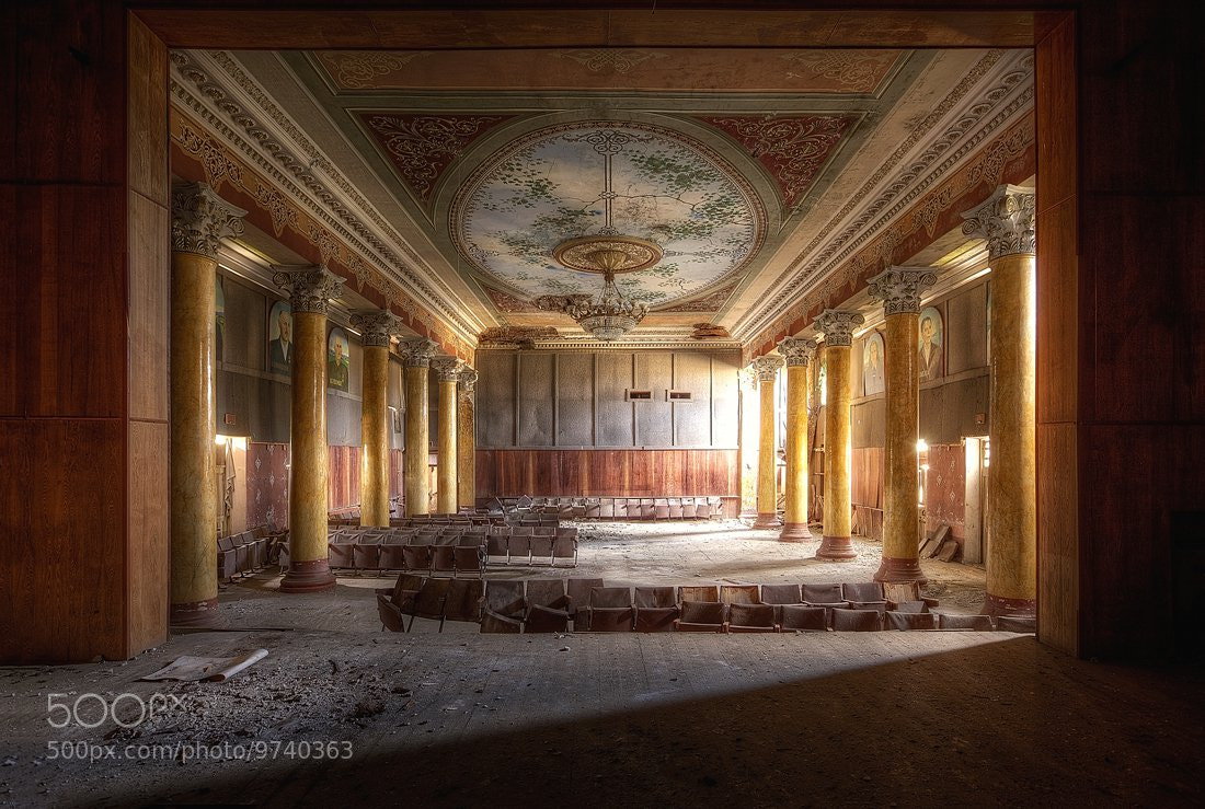 Photograph Lost Glory by Roland Shainidze on 500px