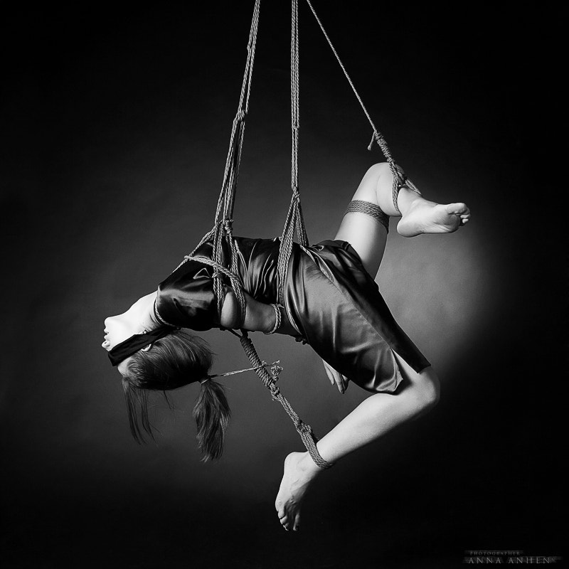 Photograph Shibari by Anna Anhen on 500px