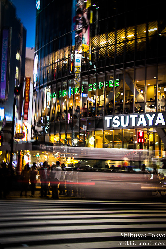 Photograph Shibuya; Tokyo by Michelle Neo on 500px