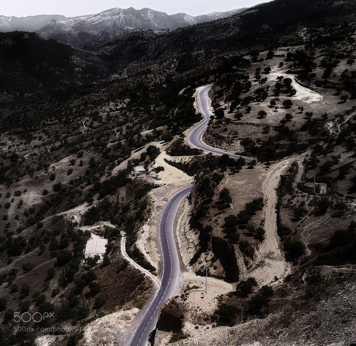 Photograph Road by Adam Raphael K. on 500px