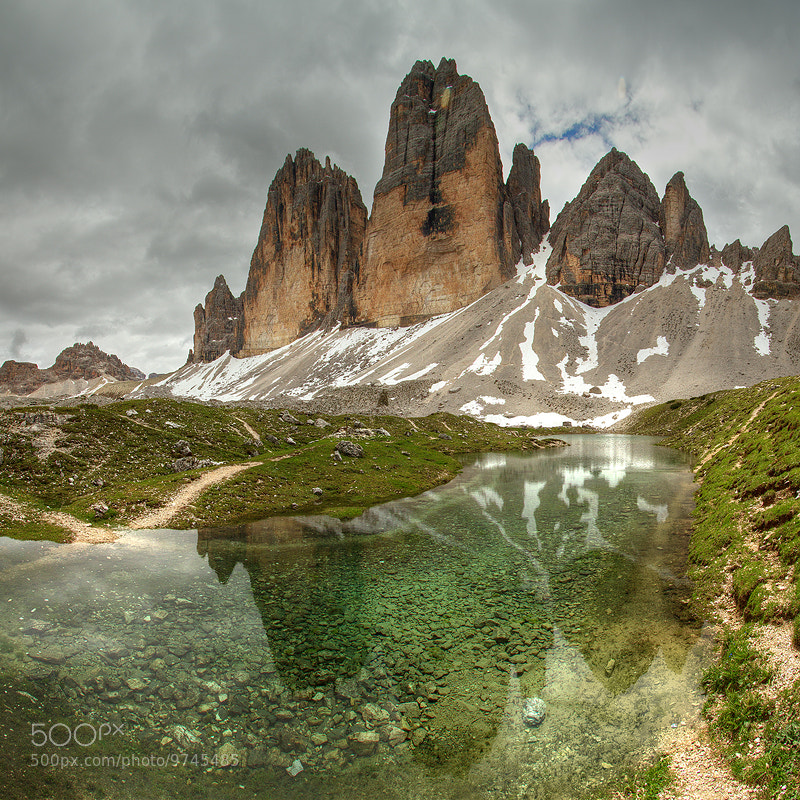 Photograph Tre CIme di Lavaredo by Jiri Presl on 500px