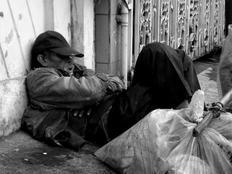 Photograph Another Homeless by Poer Wanti on 500px