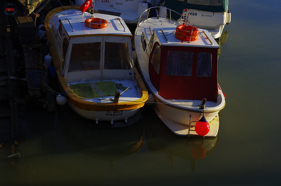 Photograph boats by Mehmet Çoban on 500px