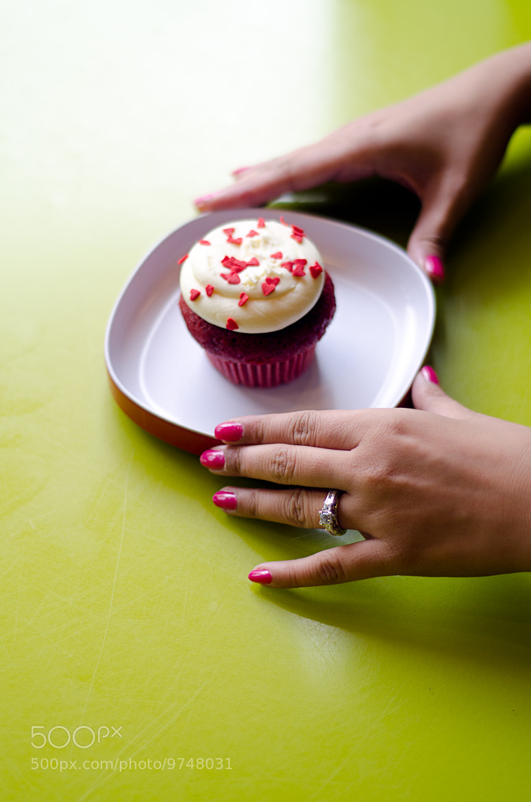 Photograph Cupcake and Ring by Dimitri Hepburn on 500px