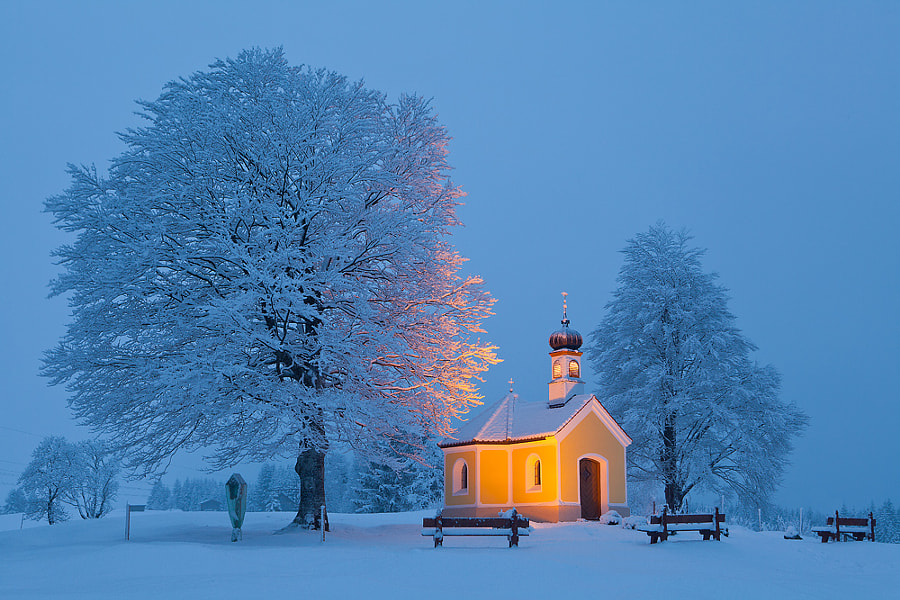 Bavarian Chapell by Joachim Wendenburg on 500px.com