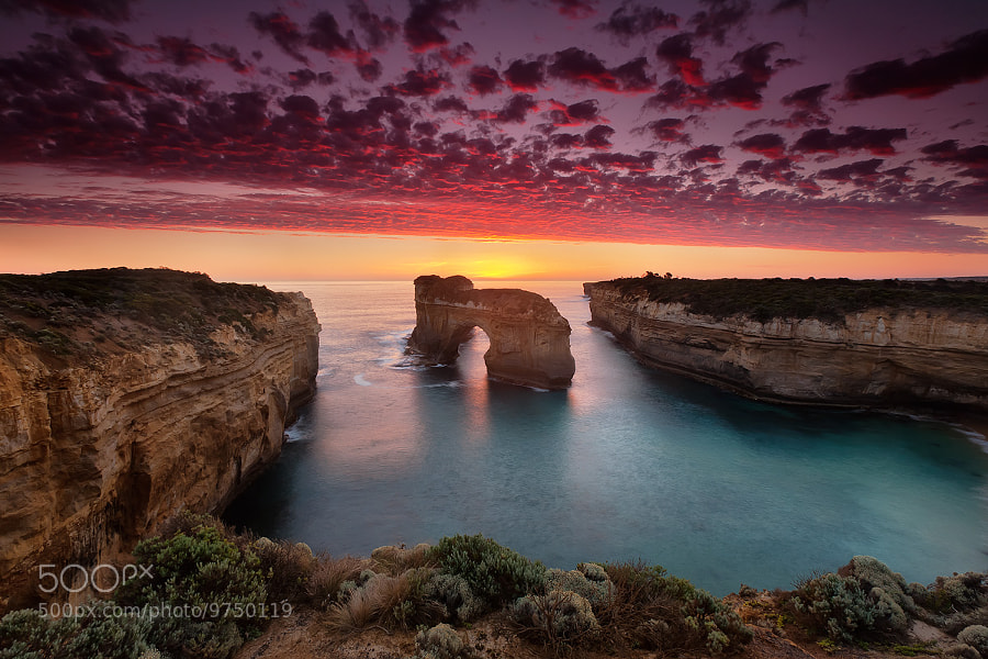 Photograph The Island Arch by Kah Kit Yoong on 500px
