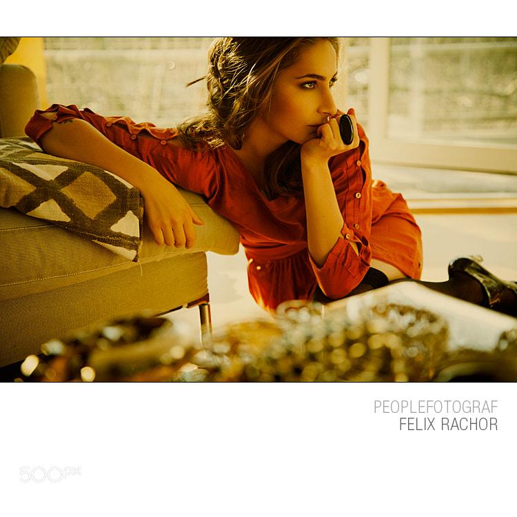 Photograph actrice by Felix Rachor on 500px