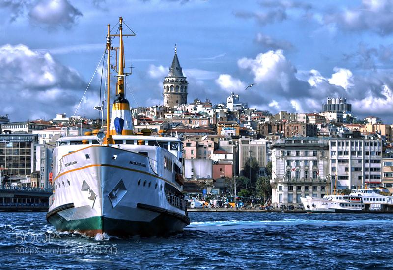 Photograph Sound of Istanbul.. by karayelim on 500px