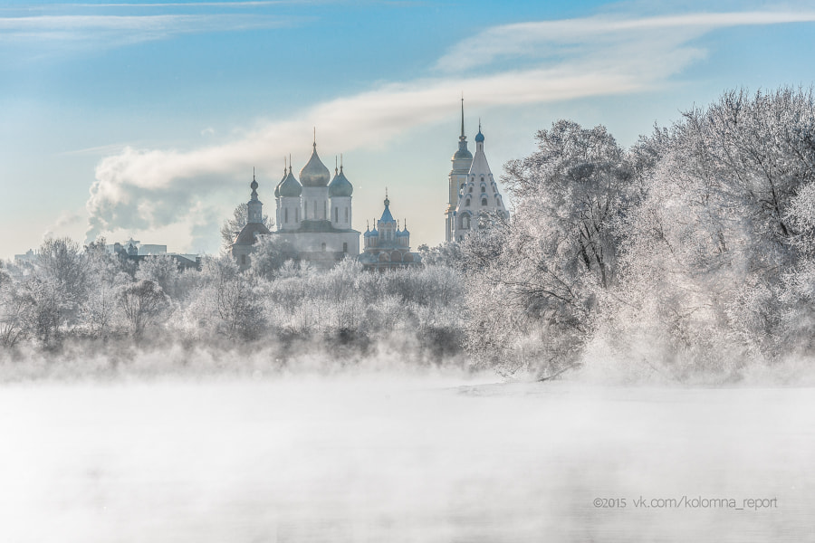 Photograph Frosty morning by Igor Mikhailov on 500px