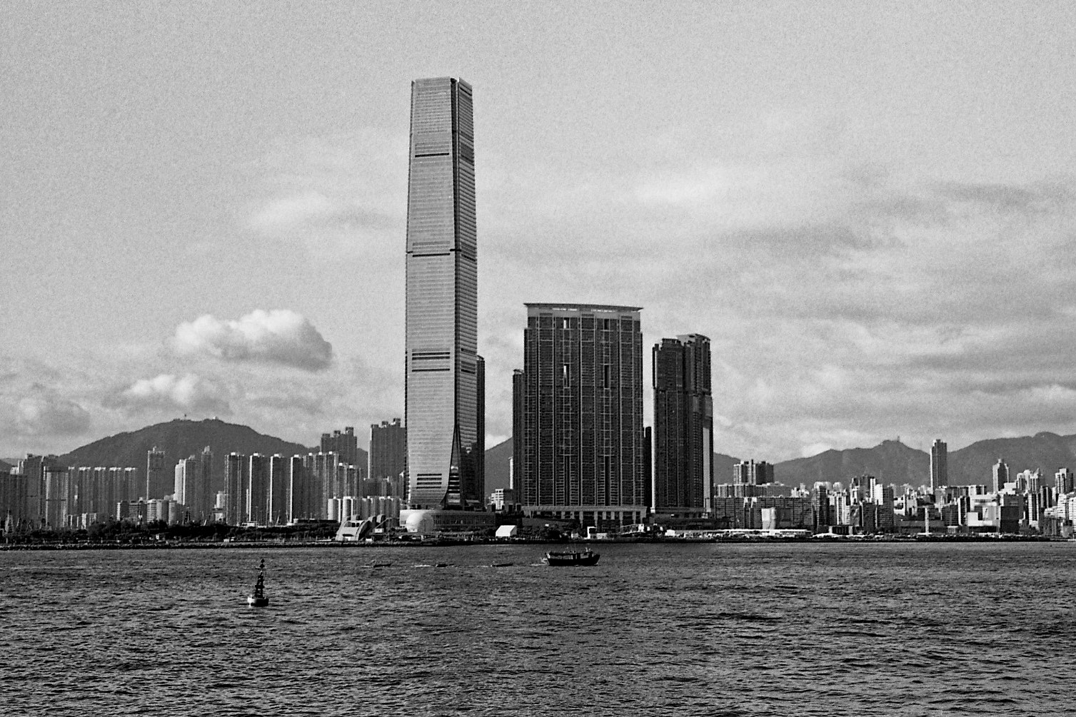 Photograph New landmark in Hong Kong by Hurkyl  on 500px