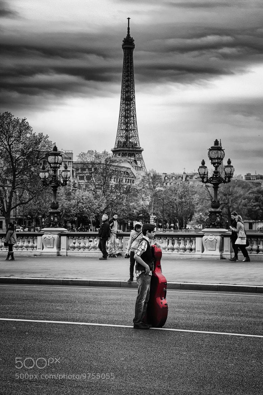 Photograph Les rues de Paris by Laurent Meister on 500px