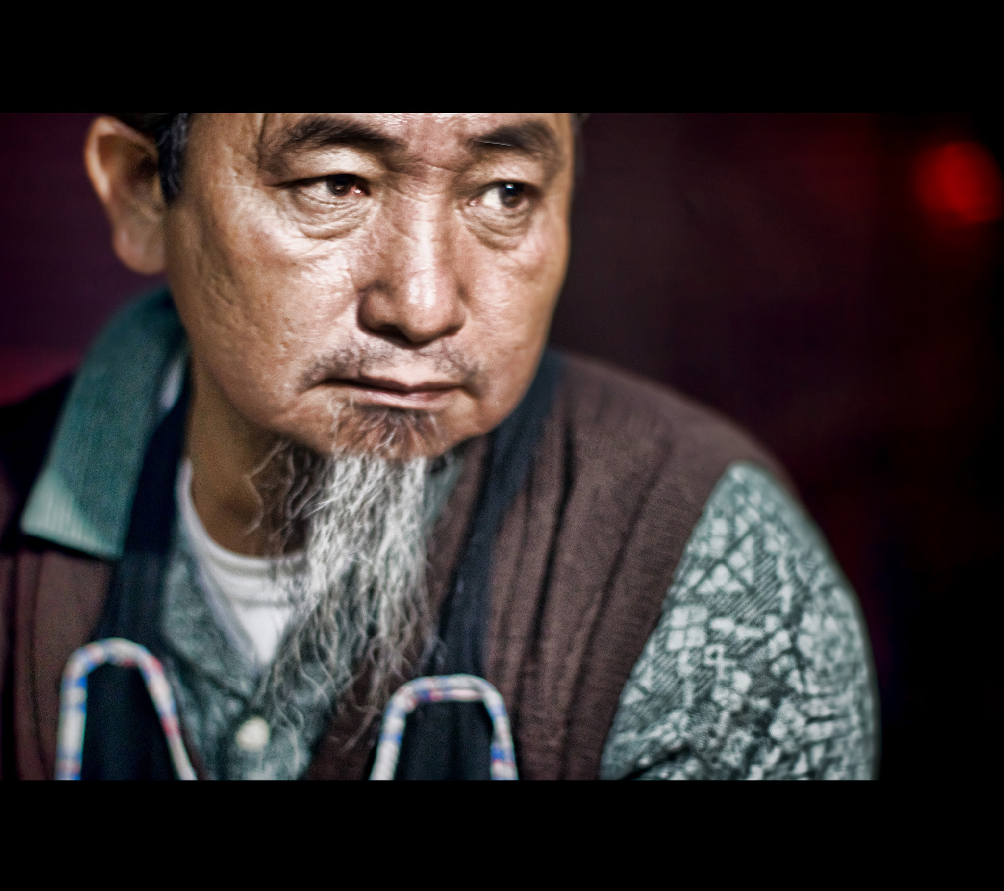 Photograph Old Man Portrait by Eric Edouard Amilhat on 500px