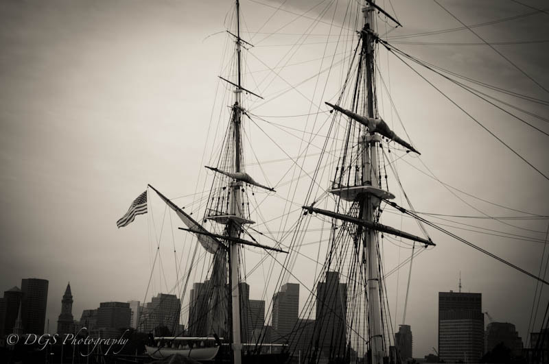 Photograph USS Constitution by Danny Smith on 500px