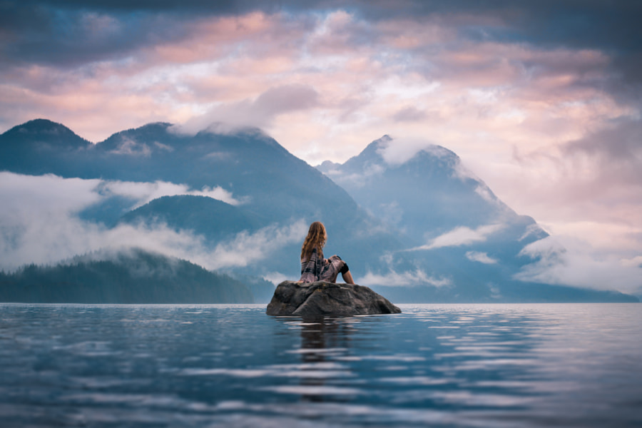 Photograph Silent Moment by Lizzy Gadd on 500px