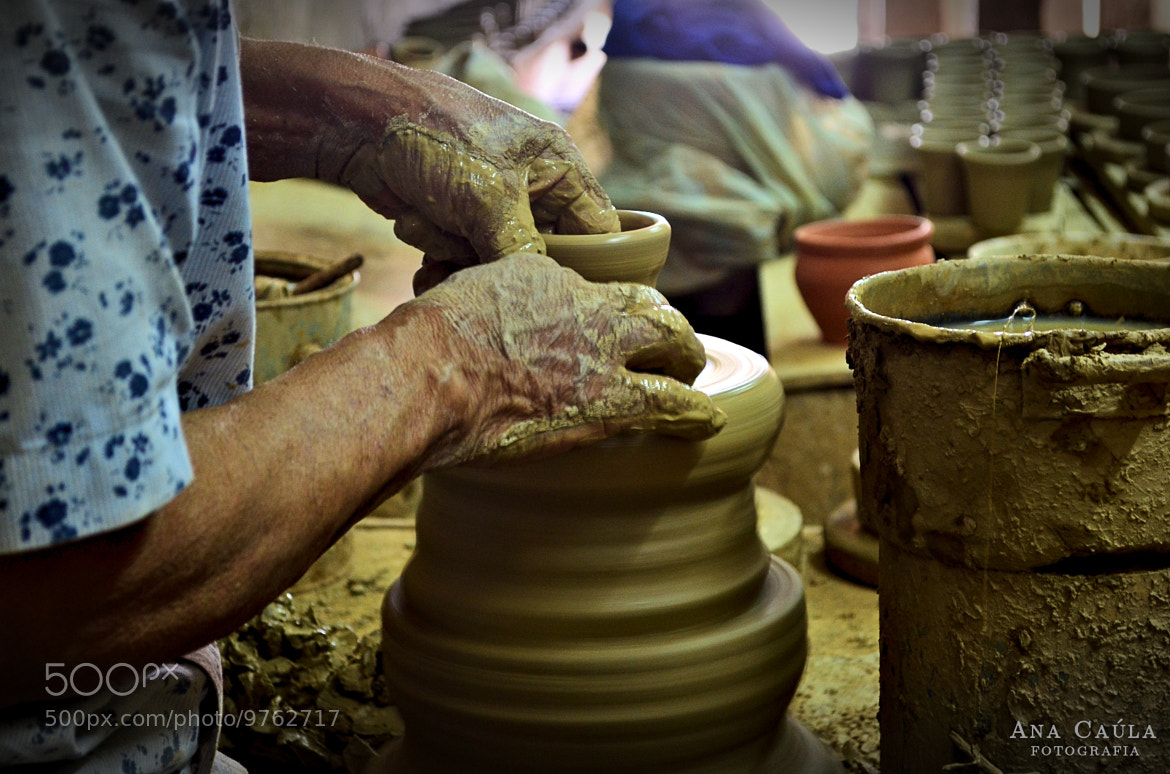 Photograph Hands working by Ana Caúla Cribari on 500px