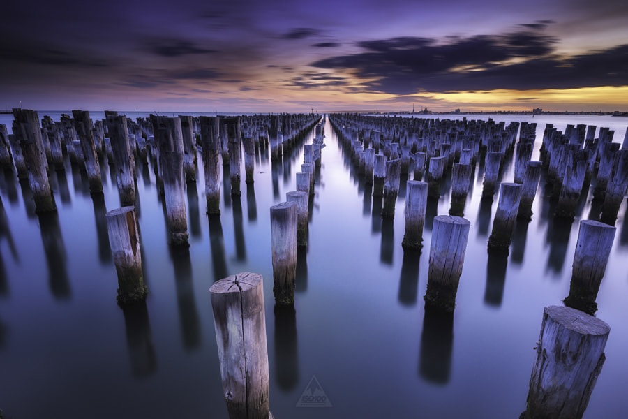 Ocean Maze by Iso100 Photography on 500px.com