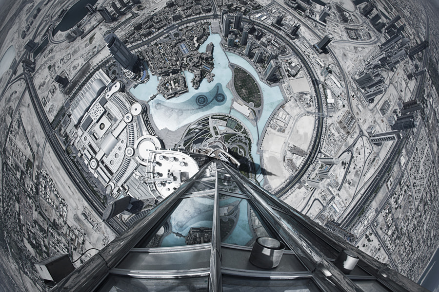 Photograph Vertigo Dubai by Alisdair Miller on 500px