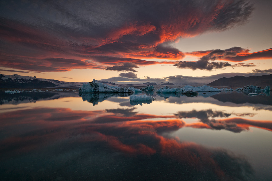 Photograph [ ... glacier lagoon ] by RaymondHoffmann on 500px