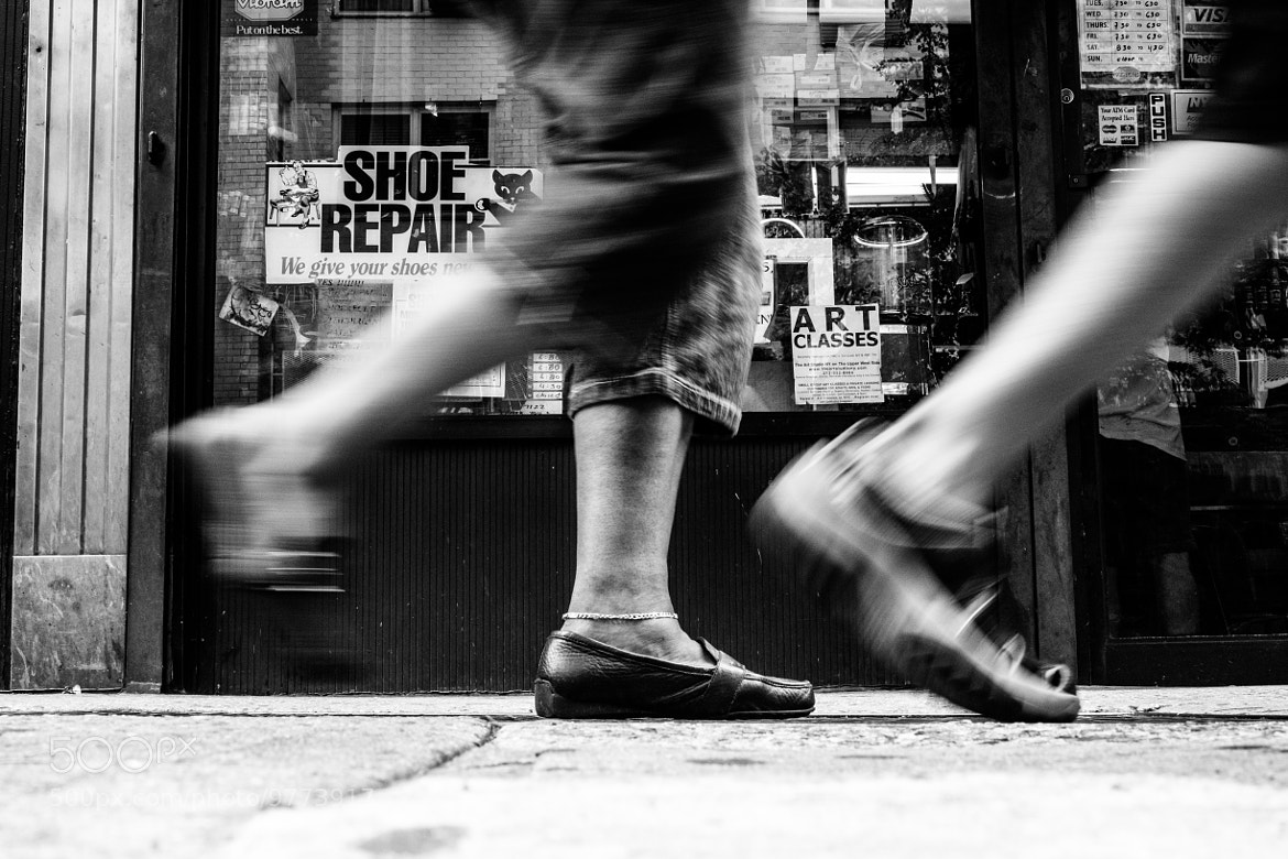 Photograph Shoe Repair by Adrien Duthuit on 500px