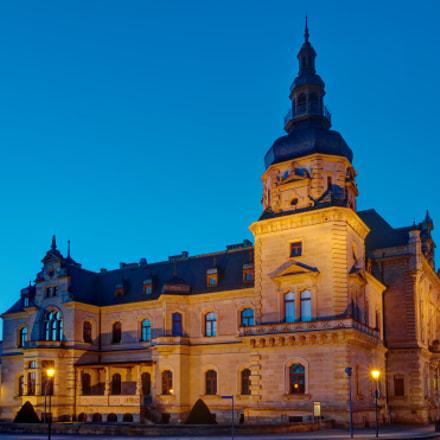 State house Merseburg