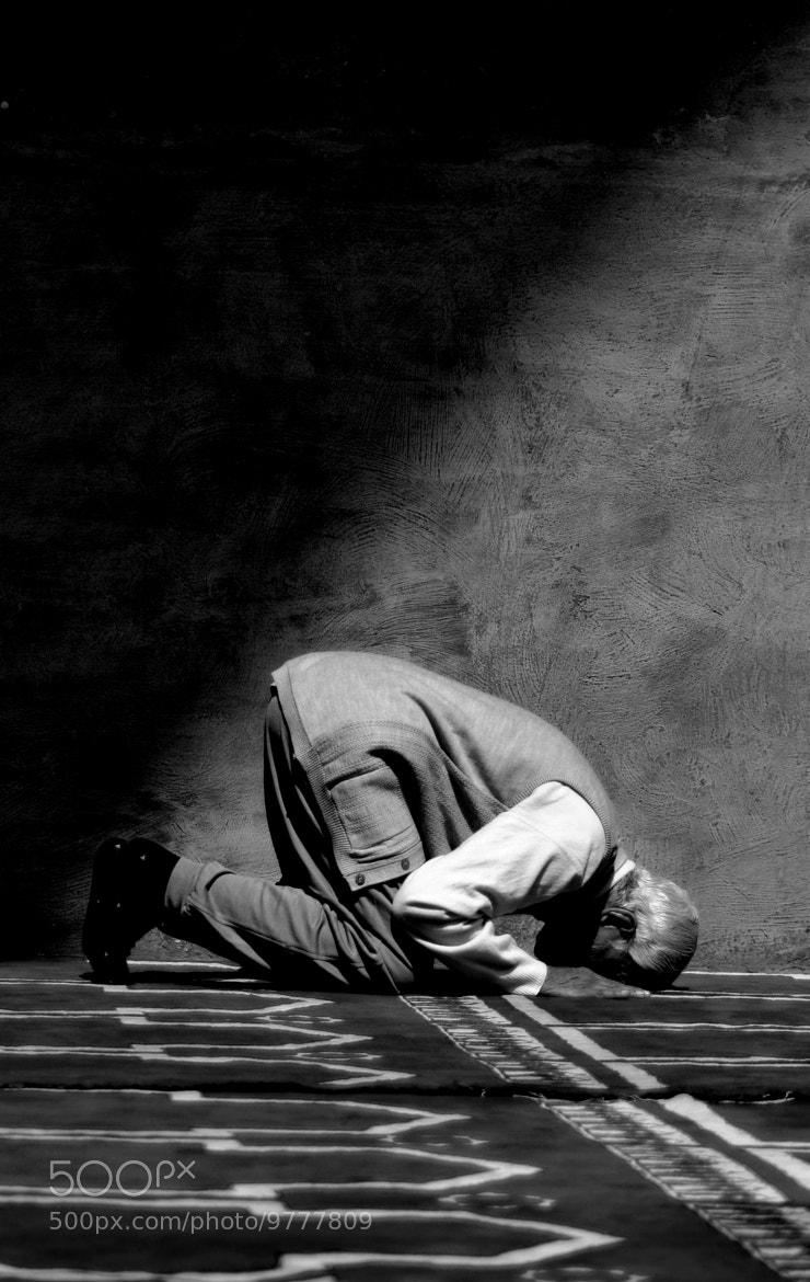 Photograph Muslim pray  by sherif zakaria on 500px
