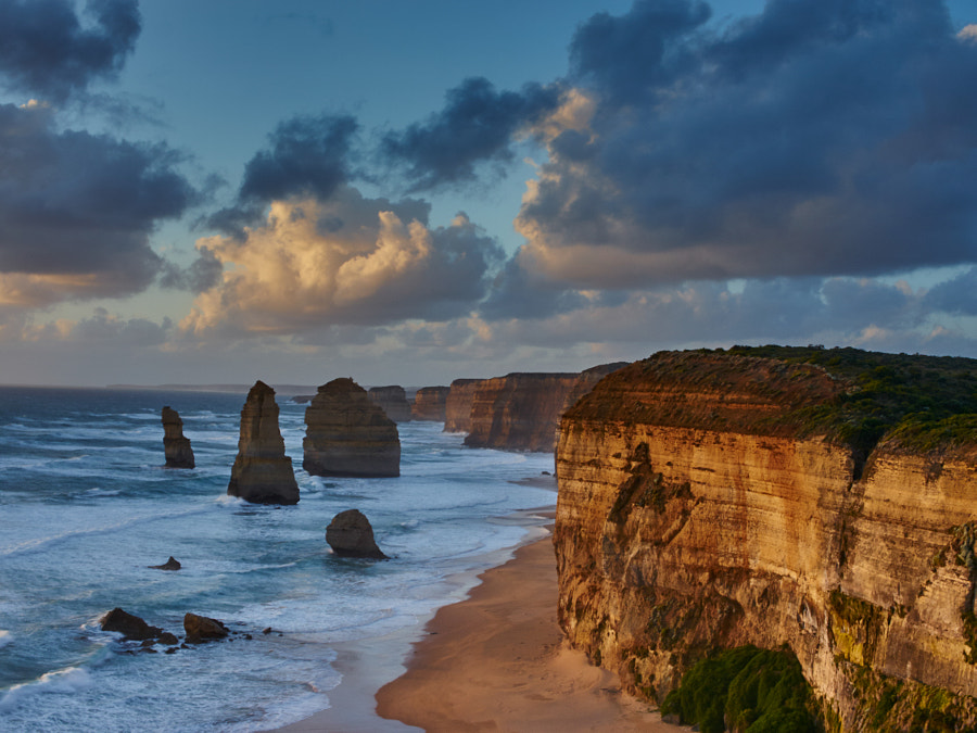Photograph The Twelve Apostles by Travis Chau on 500px