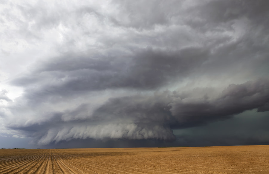 Photograph Big Spring Supercell by Kelly DeLay on 500px