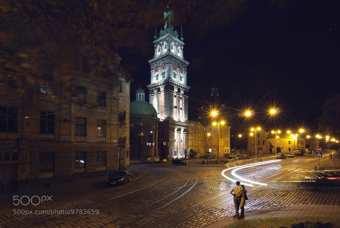 Photograph One evening in Lviv by Alexey Melnikov on 500px