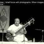 Постер, плакат: Ustad Shujat Khan seek your genuine comments