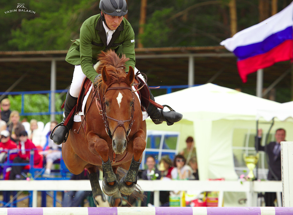 Photograph Show Jumping by Vadim Balakin on 500px
