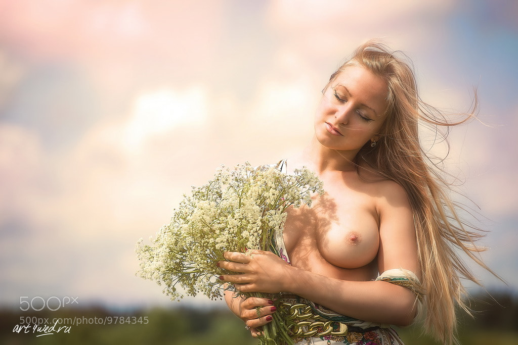 Photograph Nude glade by Margarita Relina & Kovalev Nikita on 500px