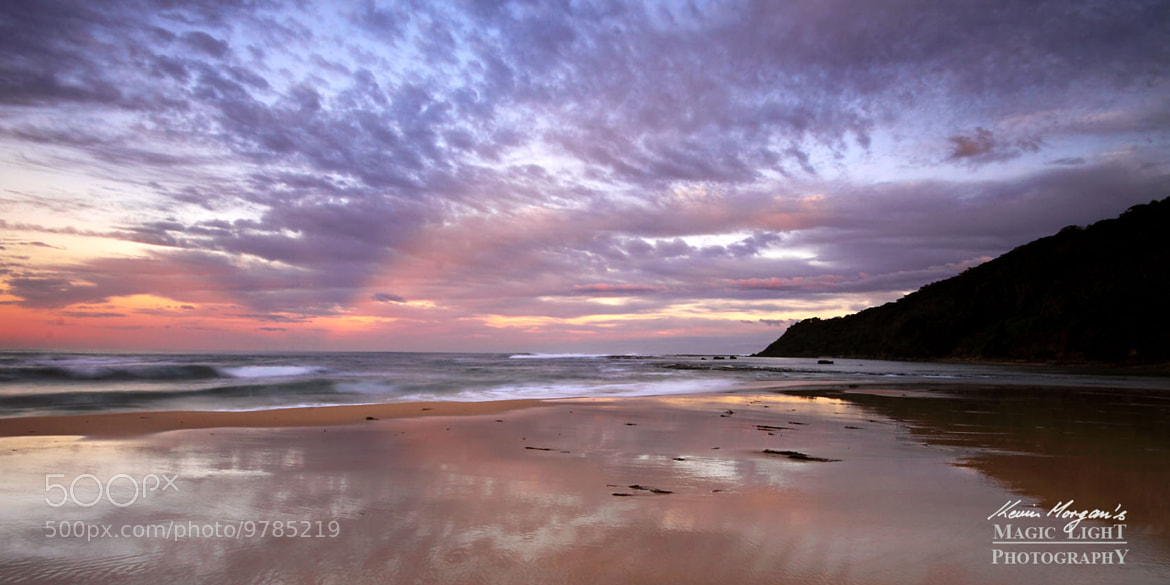 Photograph Bateau Bay Twilight by Kevin Morgan on 500px