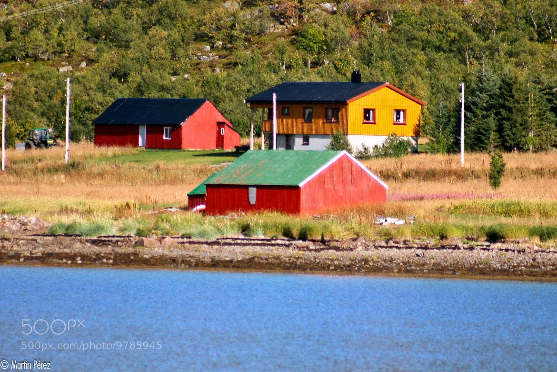 Photograph Geiranger fjord - Norway by Martín Pérez on 500px