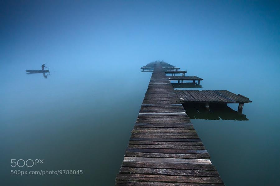 Photograph peaceful balance by Adam Dobrovits on 500px