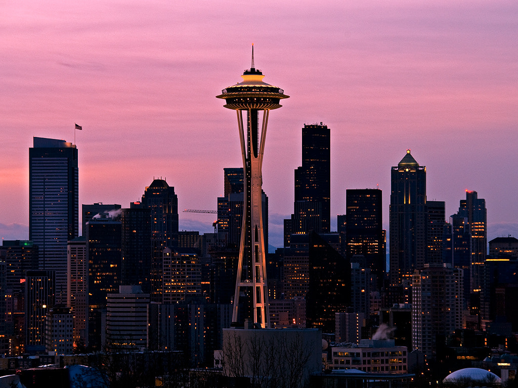 Photograph Seattle Kind of Morning by Henrik Anker Bjerregaard  Lundh III on 500px