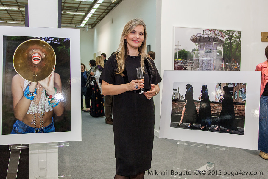 Natalia Lebedeva, cocktail gallery