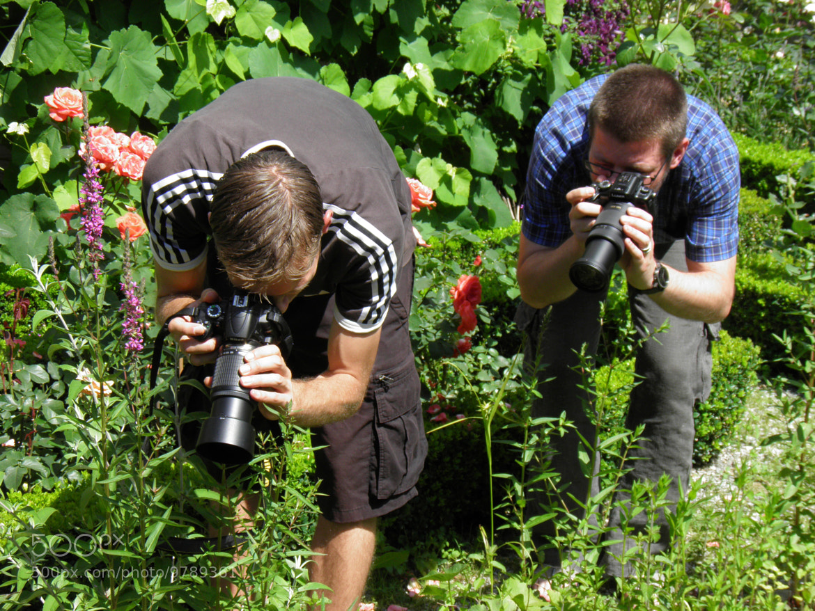 Photograph The Amateur Photographers by Bernhard Bossert on 500px