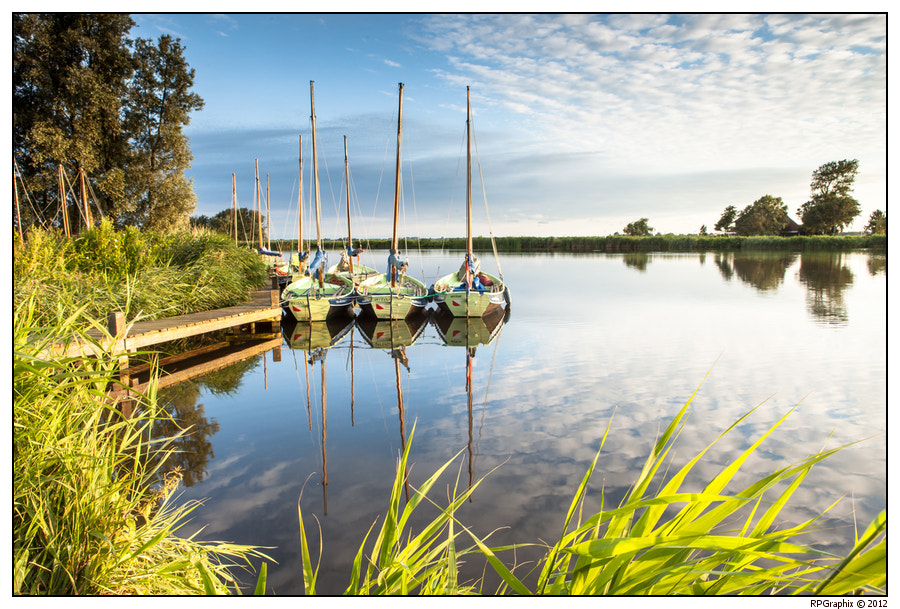 Photograph Sail Camp by Ruud van Putten on 500px