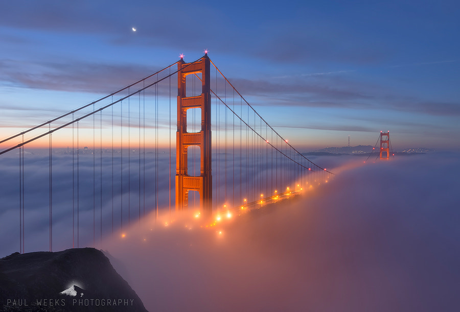 Photograph The Gates of Dawn by Paul Weeks on 500px
