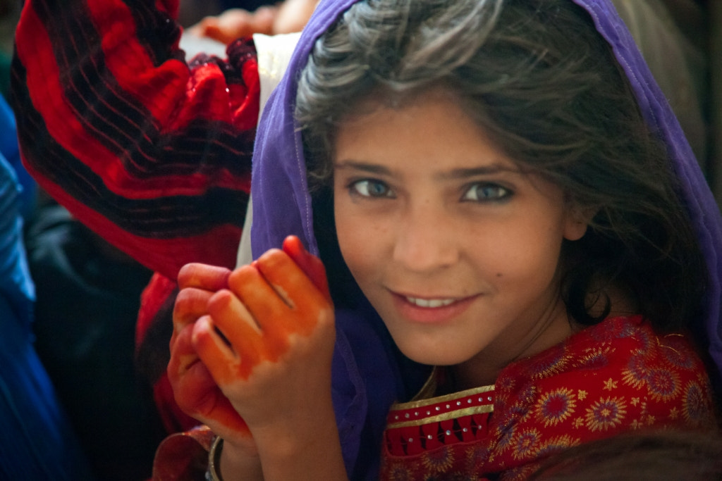 Photograph Village Girl by Poppi Robles on 500px